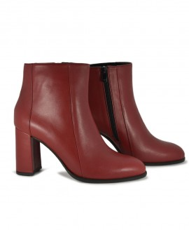 Ladies' Bordeaux Ankle Boots